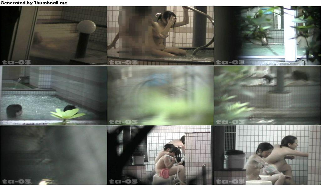 %name Peeping eyes bath TO 4001 只野男さんの合宿風呂 高画質版 Vol.3